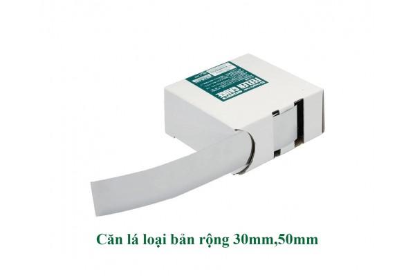 Căn lá chêm dày 0.01mm, SFG50-01-1