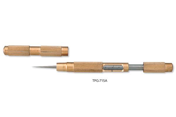Dưỡng đo đường kính lỗ 1-6mm niigataseiki, trục côn đo lỗ tròn, TPG-715B