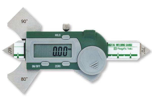 Thước đo mối hàn điện tử 0-4mm niigataseiki, GDCS-20WG