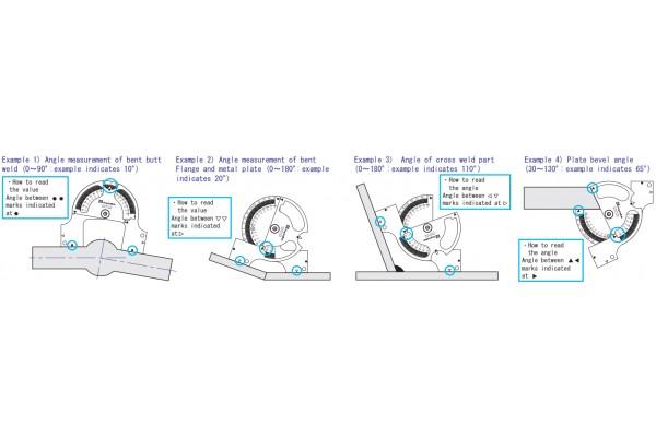 Thước đo góc  AP-130