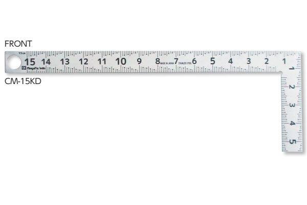 Thước đo Eke 15x7.5m có vạch chia NiigataSeiki, CM-15KD