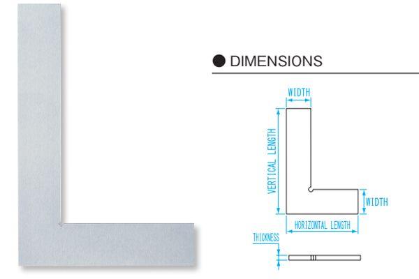 Eke vuông chuẩn dài 50x38mm NiigataSeiki, DD-F50