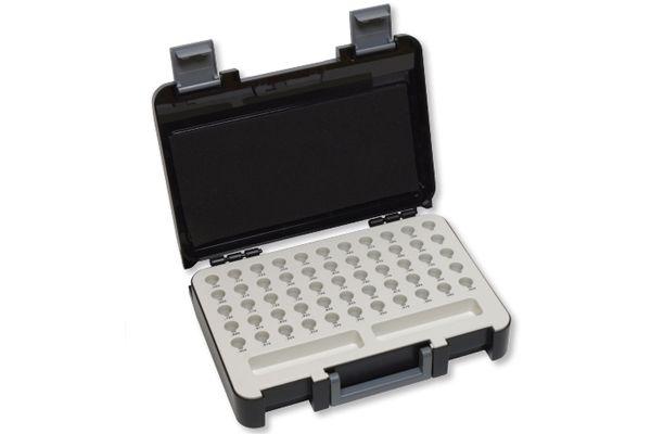Hộp nhựa đựng trục chuẩn 55 lỗ, PCS-1P