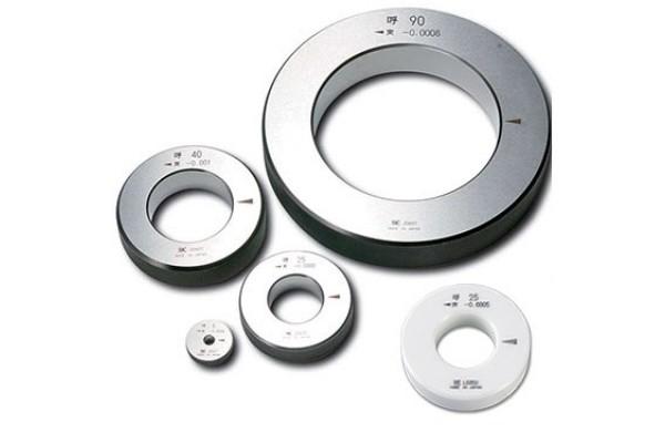 Vòng chuẩn thép đường kính 1mm đến 520mm Niigataseiki
