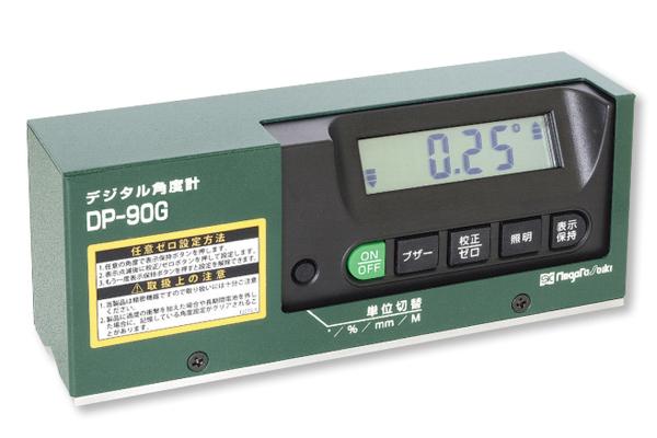 Thiết bị kiểm tra góc điện tử 0-90º Niigataseiki, DP-90G