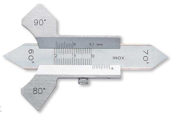 Thước đo mối hàn cơ khí niigataseiki, AWG-10