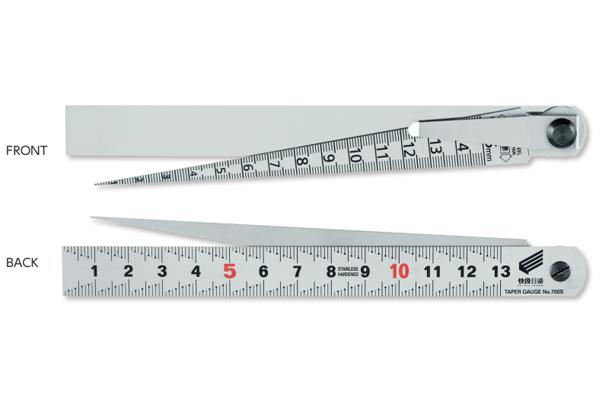 Thước đo khe hở 1-15mm niigataseiki, TPG-700SKD