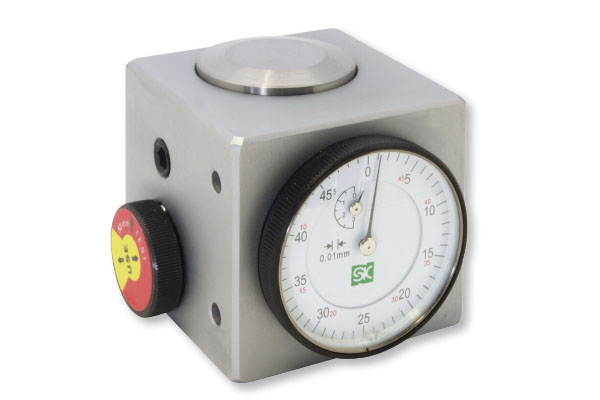 Dụng cụ sét zezo trục Z đồng hồ NiigataSeiki, DTP-50M