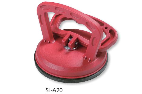 Tay hít kính đơn Ø123mm NiigataSeiki, SL-A20