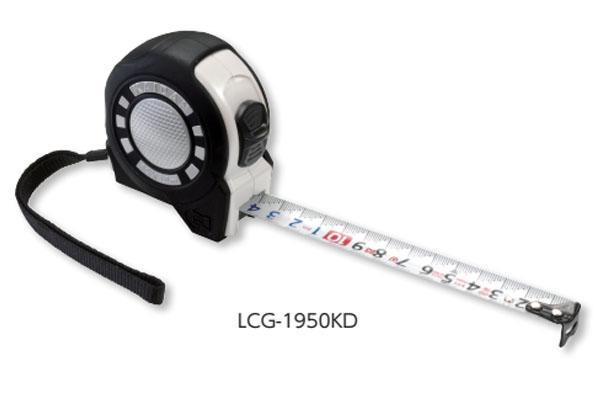 Thước cuộn 5m lá thép tăng cường độ cứng NiigataSeiki, LCG-1950KD
