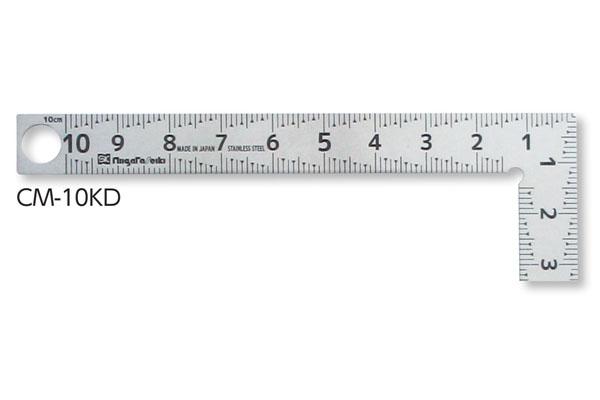 Thước đo Eke 10x5mm có vạch chia NiigataSeiki, CM-10KD