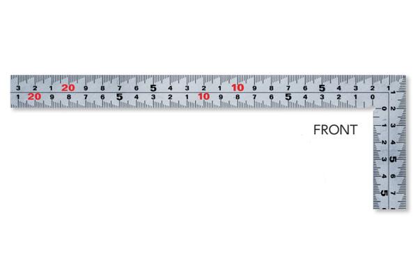 Thước đo Eke dài 100cm có vạch chia NiigataSeiki, MT-100KD